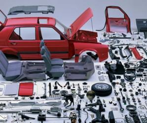Otomobil'in Bütün Parçaları