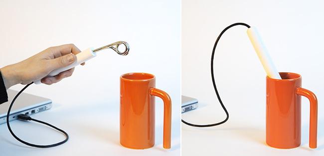 HEAT ME Usb Isıtıcı: Çay-Kahve Bağımlılarının Yeni Gözdesi