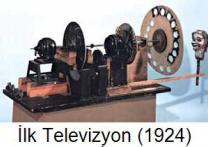 tv, Televizyon kim tarafından ne zaman ve nasıl bulundu?