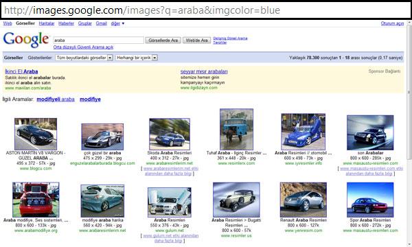 google_color_filter