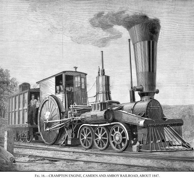 Dünyanın ilk buharlı lokomotifi: Yaratılış tarihi ve ilginç gerçekler