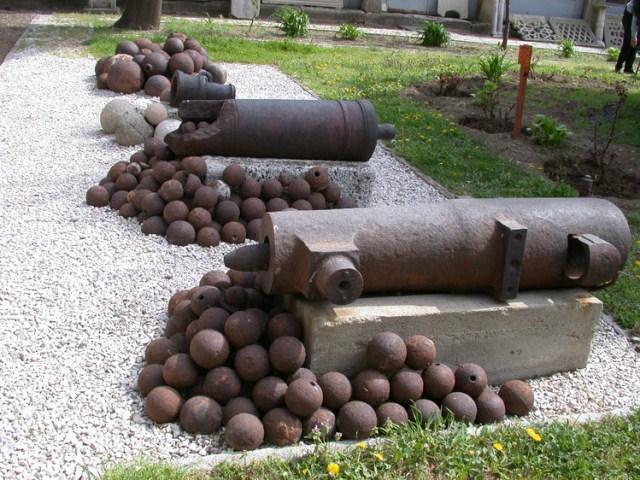 Savaş toplarının icadı ve tarihsel gelişimi