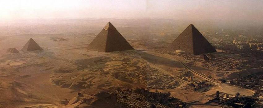 Mısır Piramitlerinin Sırrı