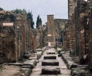 Taş Kesilen Şehir: Pompei