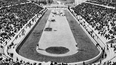 İlk Olimpiyat Oyunları