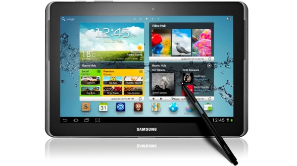 Samsung Galaxy Note 10.1 İnceleme