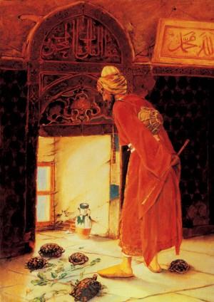 Kaplumbaga Terbiyeciligi Ve Osman Hamdi Bey Bilgiustam