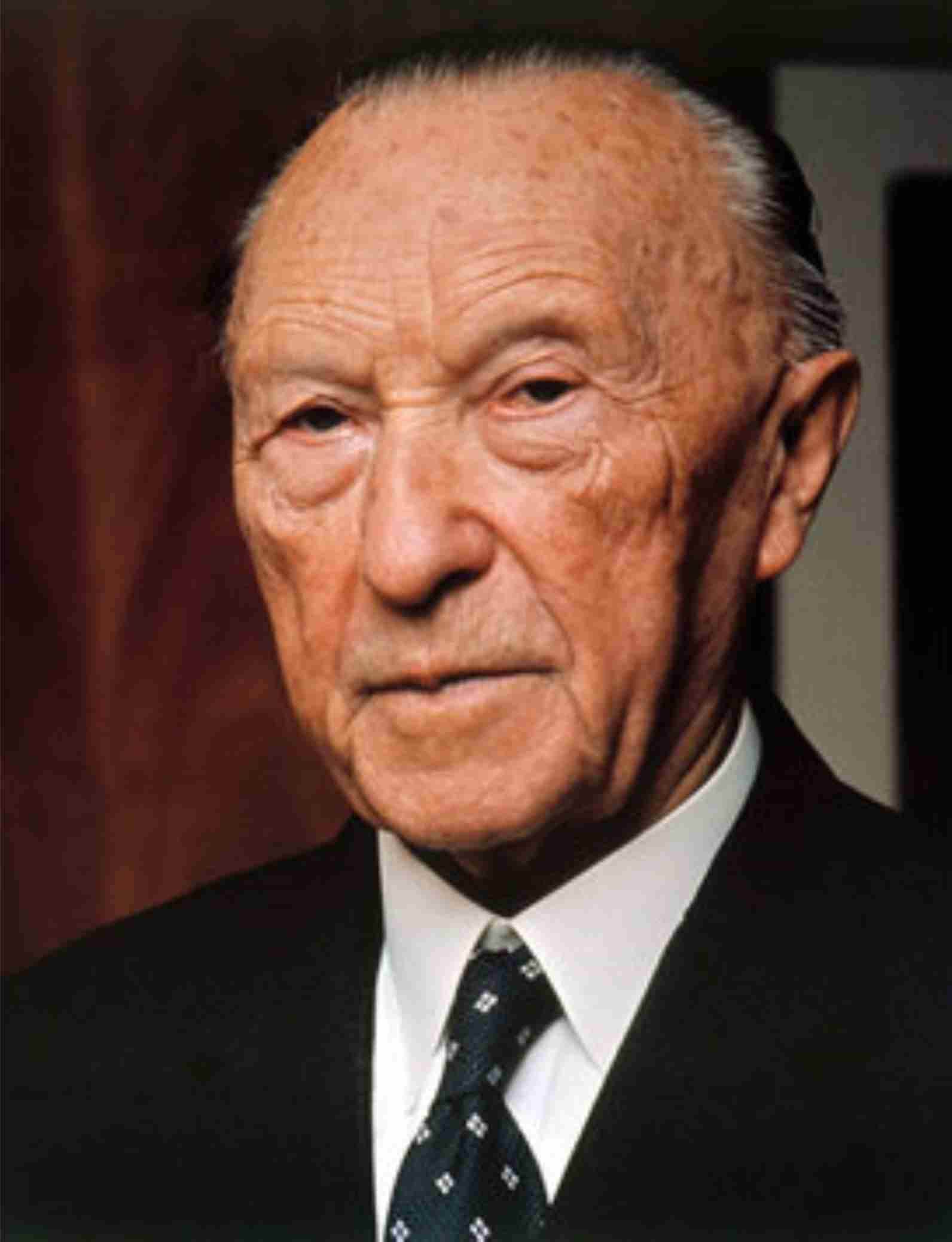 Konrad Adenauer Net Worth