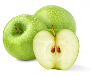 4974_two-and-a-half-green-apples