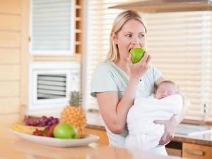 Emzirme Döneminde Annenin Beslenmesi