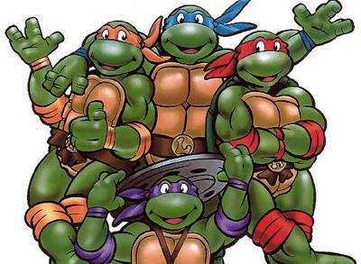Ninja Kaplumbağalar Bilgiustam