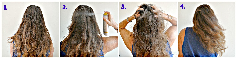 Kuru şampuan nedir ve nasıl kullanılır