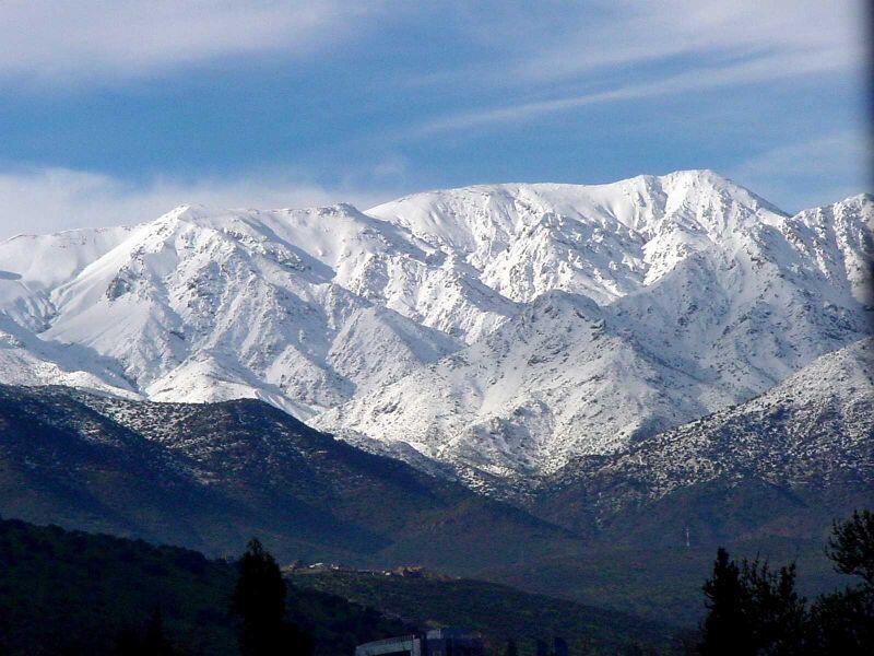 Cordillera dağları nerede Cordillera Dağları: açıklaması