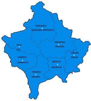 Citys_of_Kosova