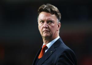 AMSTERDAM, NETHERLANDS - NOVEMBER 14: Louis van Gaal of Netherlands looks on prior to the International Friendly match between Netherlands and Germany at Amsterdam Arena on November 14, 2012 in Amsterdam, Netherlands. (Photo by Joern Pollex/Bongarts/Getty Images)