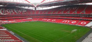 Estádio da Luz, do Sport Lisboa e Benfica. 25 de Novembro de 2009, Lisboa.