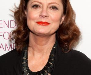NEW YORK, NY - MARCH 11:  Susan Sarandon attends the 5th Annual Blossom Ball to benefit the Endometriosis Foundation of America at Capitale on March 11, 2013 in New York City.  (Photo by D Dipasupil/FilmMagic)