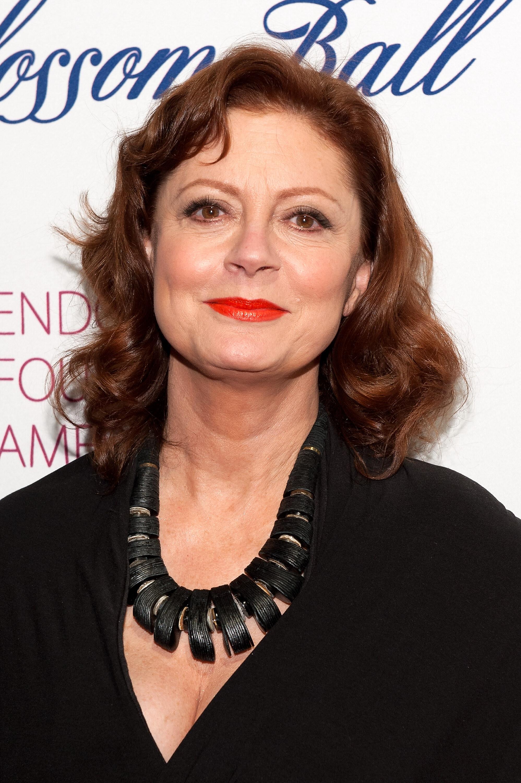 Susan Sarandon właściwie Susan Abigail Tomalin ur 4 października 1946 w Nowym Jorku amerykańska aktorka i aktywistka społeczna zdobywczyni Oscara