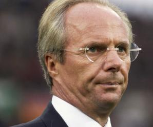 1 Sep 2001:  Portrait of England coach Sven Goran Eriksson during the FIFA World Cup 2002 Group Nine Qualifying match against Germany played at the Olympic Stadium, in Munich, Germany. England won the match 5-1. DIGITAL IMAGE. Mandatory Credit: Ross Kinnaird/Getty Images