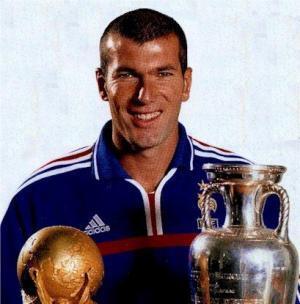 zinedine-zidane+world+cup+euro+2000