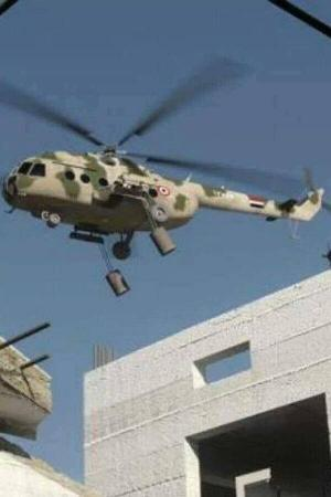 7761_helicopter-carrying-barrel-bombs