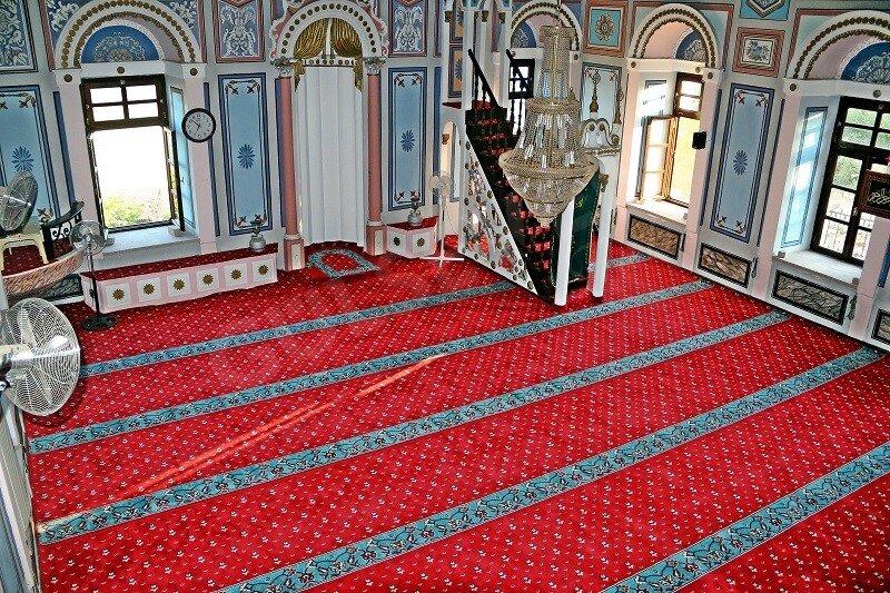 En Kaliteli Cami Halısı Çeşitleri cami halisi2