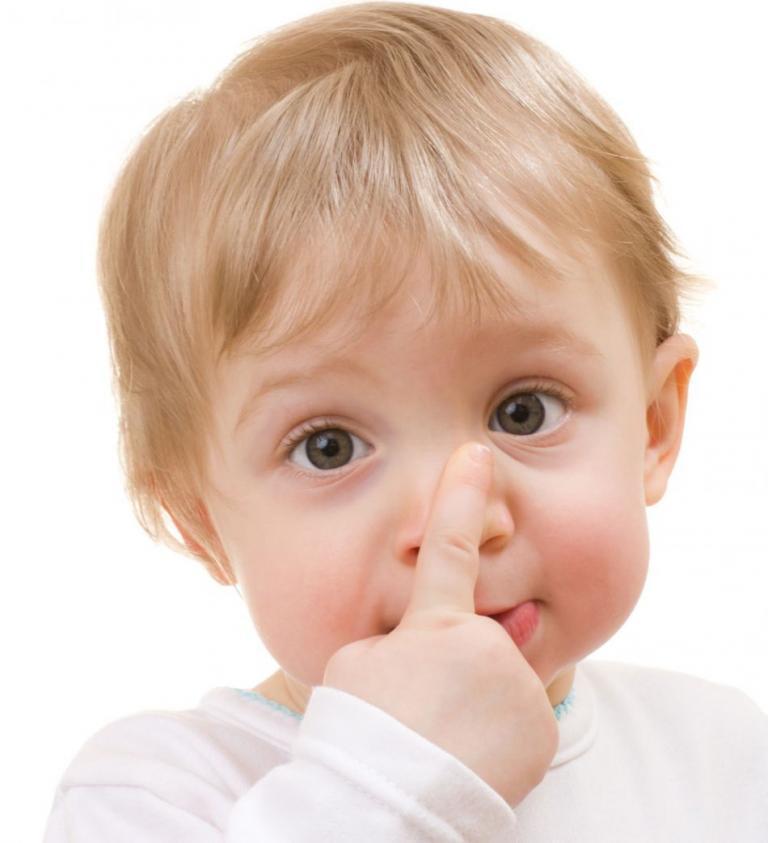 матрасе как обучить ребенка показвать глазки носик европейская