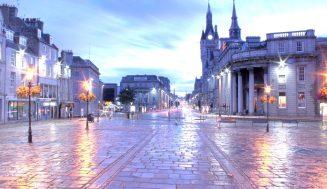 Avrupa'nın Petrol Şehri; Aberdeen