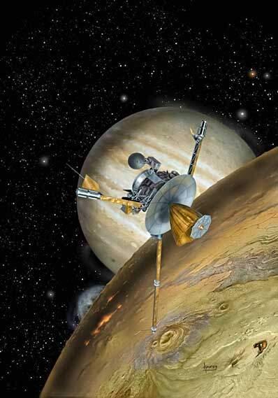 galileo space probe pics - 750×1004