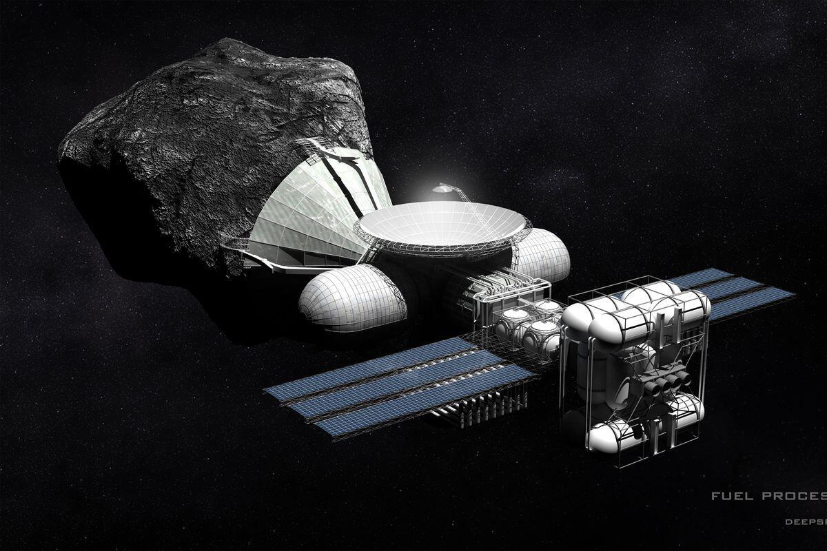 Asteroit Madenciliği Nedir? » Bilgiustam