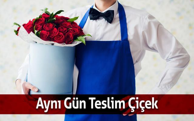 İstanbul'da Aynı Gün Teslim Çiçek Servisi