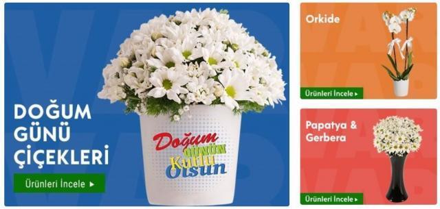 Aynı Gün Teslim Çiçek Siparişi Verebileceğiniz Web Siteleri