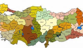 Türkiye Bölgesel Kalkınma Projeleri