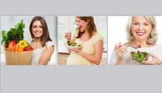 Kadınlar İçin Sağlıklı Beslenme