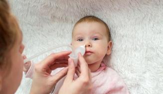 Bebeklerde Burun Tıkanıklığı ve Çözüm Yolları