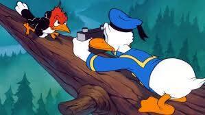 Donald Duck'ın Tarihi