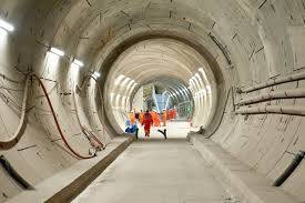 Collaborative Approaches in Railway Tunnel Engineering