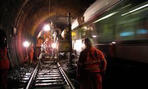 Railway Tunnel Engineering with Digital Construction Strategies
