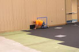 What Are Industrial Floor Covering Materials?