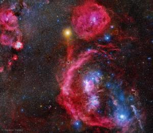 Nebulas and Types